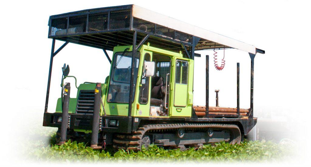 TSi Crawler Support Vehicle