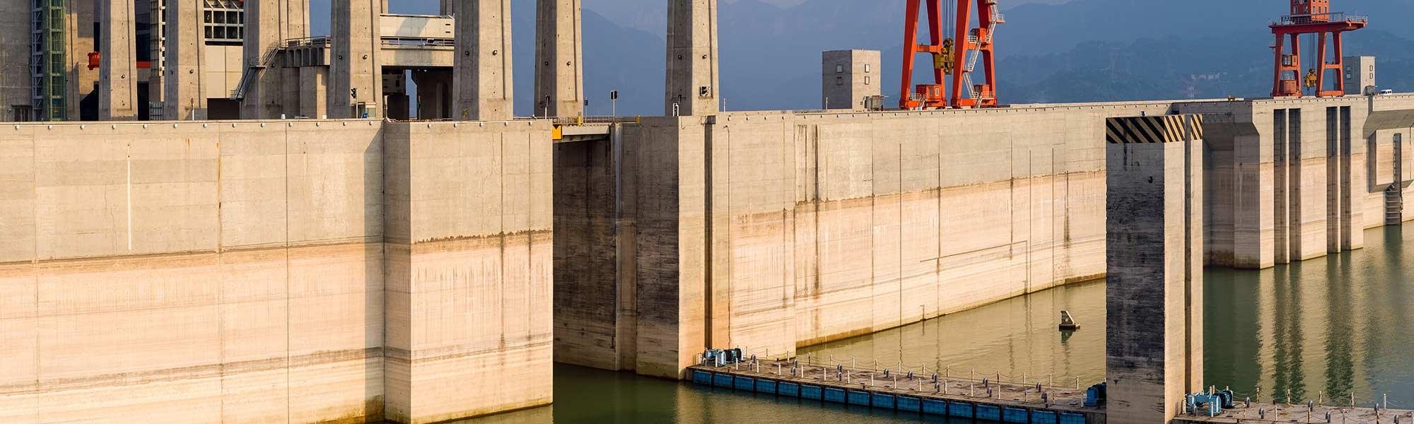 Geo-construction sonic drilling needs for dam monitoring