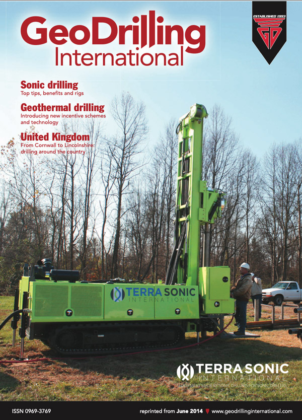 GeoDrilling International Issue